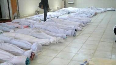 وصول 80 جثة داعشية من جنوب الموصل إلى الطب العدلي بنينوى
