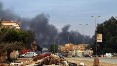 10 قتلى و34 جريحاً للجيش الليبي في اشتباكات  مع «داعش» وتعيين حاكم عسكري لسرت