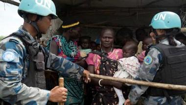 واشنطن تقترح موافقة الأمم المتحدة على تشكيل قوة جنوب السودان