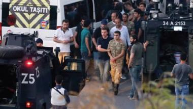 الاعتقالات التعسفية في تركيا بلا ضوابط قانونية