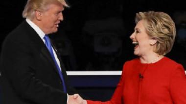 «ترامب» يتوعّد كلينتون «بهجوم كاسح» في المناظرة الثانية