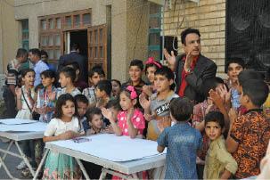 """""""الثقافة"""" تُكرّم المبادرات الإنسانية في يوم السلام"""