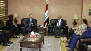 العراق يبحث إسهام الشركات الكورية في تطوير القطّاع الزراعي