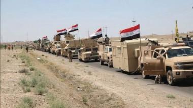 القوّات الأمنية تحتشد جنوب الموصل بانتظار ساعة الصفر
