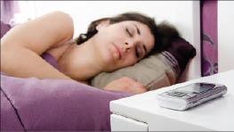 قلّة النوم تسبب  سرطان الثدي