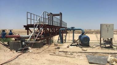 وزارة الصناعة تنفّذ مشروع ماء محطة كهرباء الرميلة