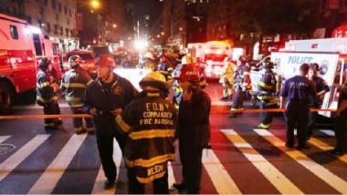 انفجار «متعمّد» بمدينة نيويورك الأميركية  وإصابة 29 وهجوم في مركز للتسوق