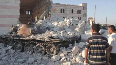 استئناف المعارك في حلب بالقذائف  والغارات الجوّية بعد انتهاء الهدنة