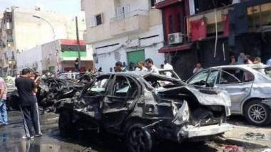 أربعة قتلى و23 جريحاً بانفجار في بنغازي