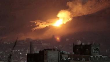 التحالف العربي: الغارة على الحديدة أصابت مركز قيادة للحوثيين