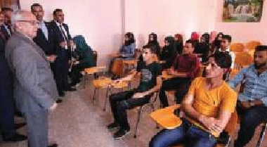 التعليم تمدد نقل الطلبة الدارسين خارج العراق