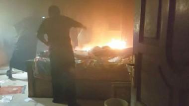 الجن وراء الحرائق الغامضة في السعودية