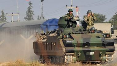 الجيش التركي يقتل  18 مسلحاً من الأكراد جنوب شرق تركيا