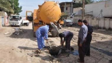 أمينة بغداد تطّلع ميدانياً على الاستعدادات لموسم الأمطار