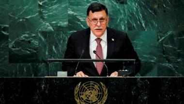 ممثلو القوى الغربية  يلتقون رئيس الوزراء الليبي