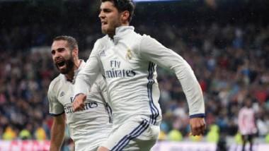 ريال مدريد ينفرد بصدارة الليجا.. وإشبيلية يفك نحساً دام 6 سنوات