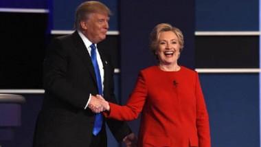 ما قاله (ولم يقله) كل من ترامب وكلينتون عن الشرق الأوسط