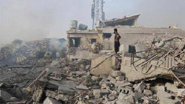 داعش يتعمّد نصب مدافعه ونشر المفخخات بين المدنيين في الموصل