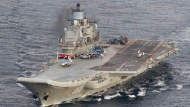 أسطول سفن حربيّة روسيّة تتمركز قبالة سواحل سورية لدعم بشار الأسد