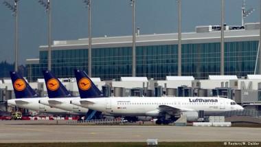إلغاء نحو 900 رحلة طيران جراء إضراب طياري لوفتهانزا