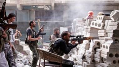 اشتباكات بين جماعات معارضة في شرق حلب