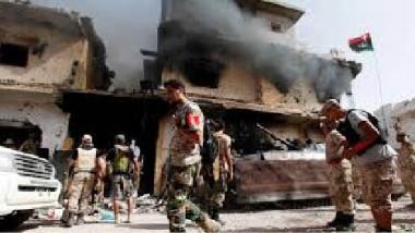اشتباكات عنيفة بين قوّات «البنيان المرصوص»  ومسلّحي تنظيم «داعش» في مدينة سرت