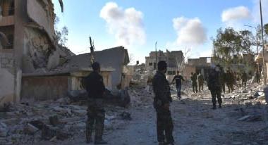 الجيش السوري يسيطر على حي الصاخور الحيوي في شمال شرقي حلب
