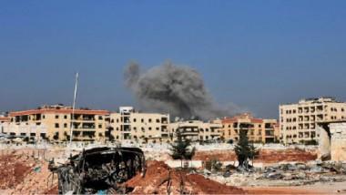 اشتبـاكات عنيفة بريف حمص الشرقي بين القـوّات الحكومية والمسلحين الموالين لها وتنظيم «داعش«