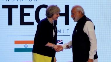 بريطانيا والهند: اتفاق تجارة حرة