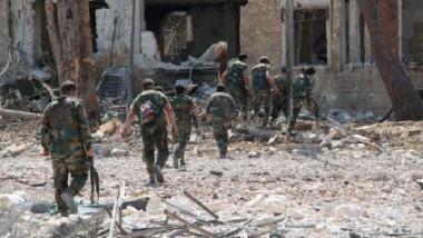 الطائرات الحربية تغير على حلب وريفها ومعارك عنيفة تشهدها أطراف المدينة
