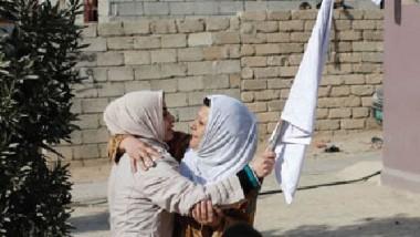 زغاريد وأفراح في شرق الموصل بعد دحر «الدواعش«