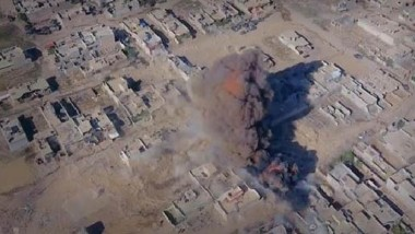 داعش يقفل جميع مقرّاته ودواوينه بالجانب الأيسر من الموصل