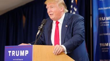 خطاب ترامب بعد الفوز