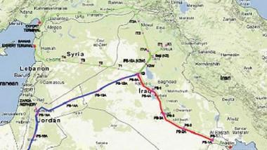 العراق والأردن يجددان المباحثات بشأن أنبوب «البصرة ـ العقبة»