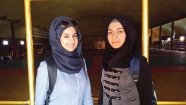 شهد وزينب.. تستعرضان مسيرة تفوقهما في الدراسة والرياضة