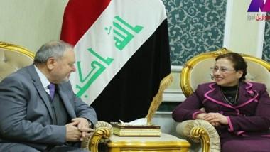 شركات رومانية تشارك بتنفيذ مشاريع ستراتيجية في العراق