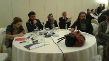"""مؤتمر """"تعزيز الحوار  بين الأديان"""" في أربيل"""