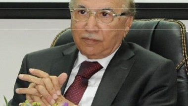 القاضي المحمود يهنئ فائق زيدان بتعيينه رئيساً لمجلس القضاء الأعلى