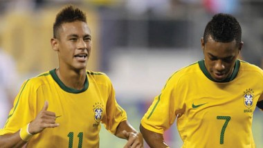 نيمار وروبينيو ينظّمان  مباراة خيرية في البرازيل