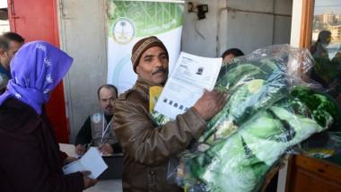 السعودية تقدم مساعدات للنازحين السوريين في لبنان