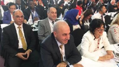 العراق يشارك في مؤتمر الشراكة العالمي في نيروبي