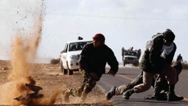 """انطلاق عمليات عسكرية واسعة لتطهير أهم معاقل """"داعش"""" في صحراء الأنبار"""