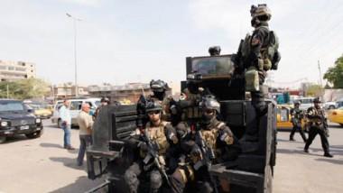 جهاز مكافحة الإرهاب يقتل أربعة «دواعش»  بقضاء دربنديخان بمحافظة السليمانية