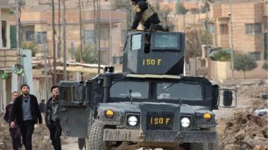 """""""مكافحة الإرهاب"""" يقترب من التحرير النهائي للساحل الأيسر من الموصل باقتحام """"الفلاحات"""""""