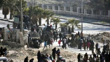 الجيش السوري يعلن السيطرة على أكثر من 85 %  من الأحياء المسيطرة عليها  المعارضة في حلب