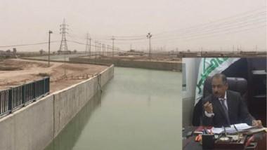 المشروع يوفّر مياه الشرب لـ 3 ملايين مواطن في البصرة وذي قار