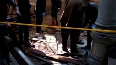 مقتل 22 شخصاً في انفجار بمحيط الكاتدرائية في القاهرة