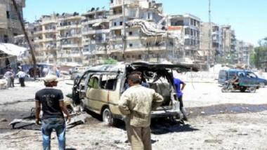 هزيمة المعارضة  السورية
