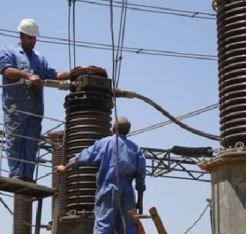 الكهرباء تعلن تعرّض خط نقل الطاقة ديالى – كركوك إلى عمل تخريبي