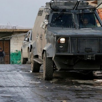 إطلاق نار أمام مبنى محافظة الكرك في الأردن